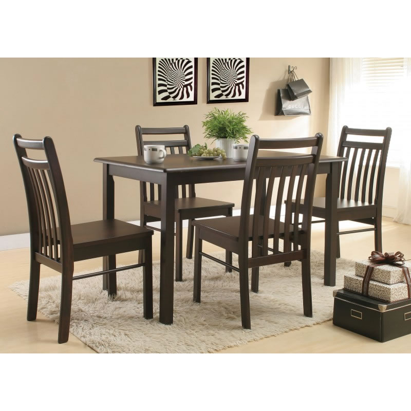 Sampdoria Seater Dining Table Piece Dining Table Set - 5 seater dining table