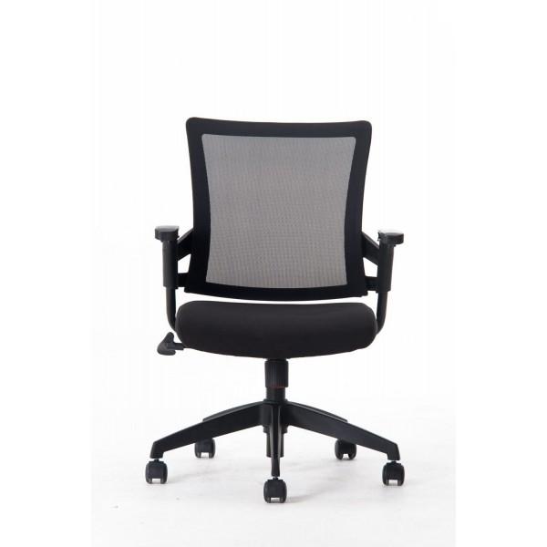 Black mesh office chair MC-108M