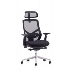 Black mesh office chairs MC1-GH