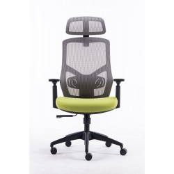 Black mesh office chair MC1-H