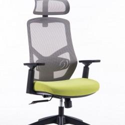 Black mesh office chair MC1-H