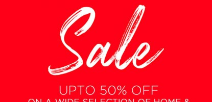 GRAND SALE UPTO 50% OFF