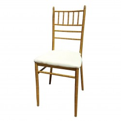 Chiavari Gold Banquet Chairs