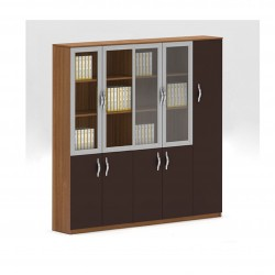 2 Door Bookshelf GP-05A