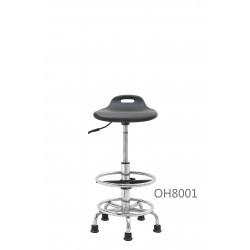 PU Lab Stool OH 8001
