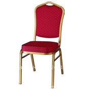 Stackable/ Banquet Chairs (7)