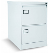 Metal Filing Cabinets (12)