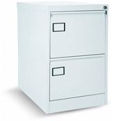 Metal Filing Cabinets (12)