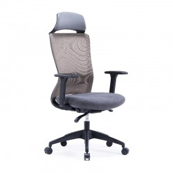 Black mesh office chair MCZ08-GHB