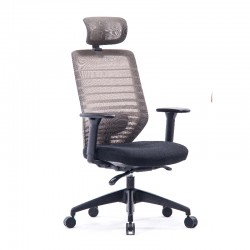 Black mesh office chair MC5-GHB