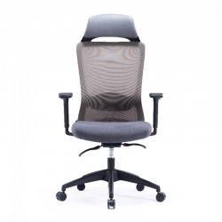 Black mesh office chair MCZ08-GHB