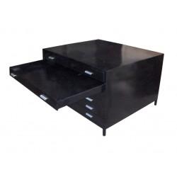 6 Drawer Plan Filing Cabinet