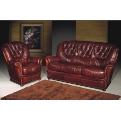 Leather Sofa Set A-61