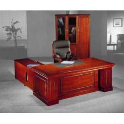 Executive Mahogany Veneer Office Desk A10
