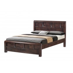 Admiral Solid Wood Double Bed  Hard wood bed
