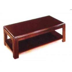 Mahogany Veneered Coffee Table B04