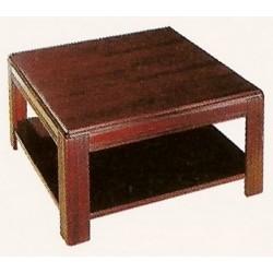 Mahogany Veneered Coffee Table B04A