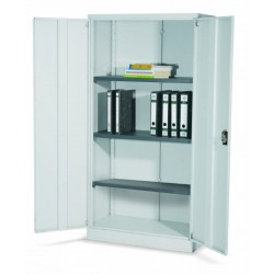Full Height Stationery Cupboard | Metal Storage Cabinet YD B1