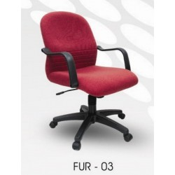 Low Back Office Chair FUR 03