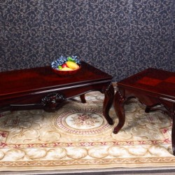 Solid Wood Coffee Table GJ 10