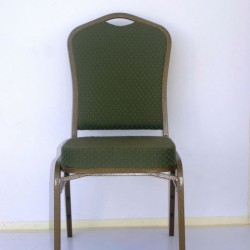Green Fabric  Banquet office Chair CY 102