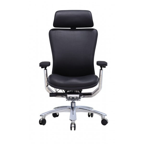 Office Chair | Ergonomic Leather Office Chair