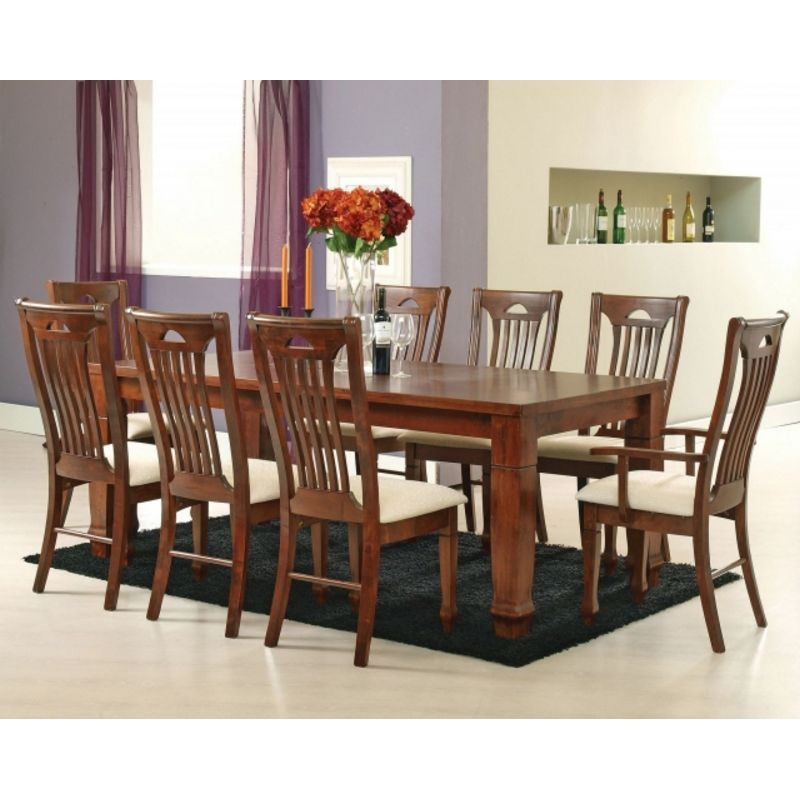 Kiev 8 Seater Dining Table