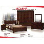 Modena 5 feet double bed
