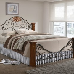 Double Bed PS 8866