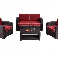 SF 01 Rattan Sofa