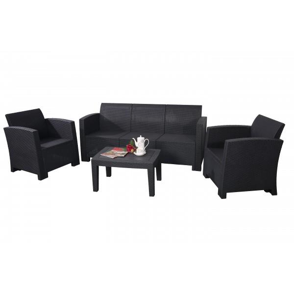 SF 05 Rattan Sofa
