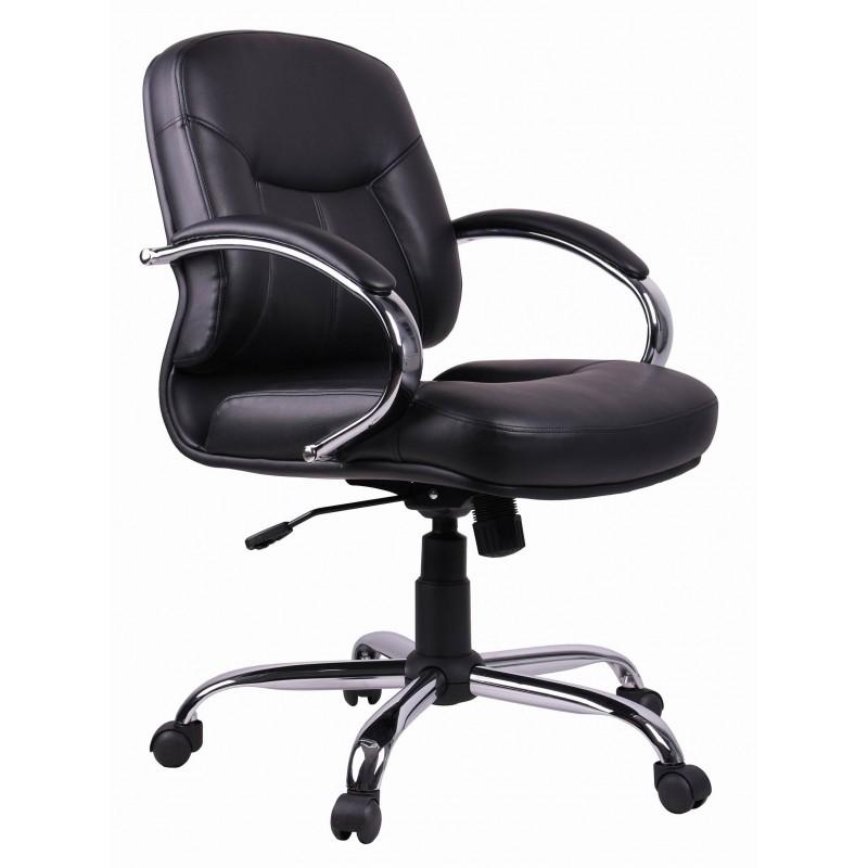 secretarial office chair pvc office chair black secretarial