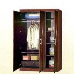 Vivanta 3 Door Wardrobe