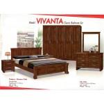 Vivanta 5 Feet Double Bed