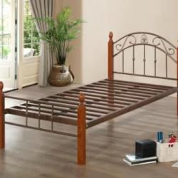 3 Feet Single Bed PS 1002