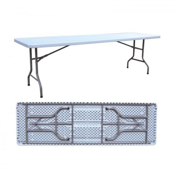 Rectangular Folding Table DL-XC240