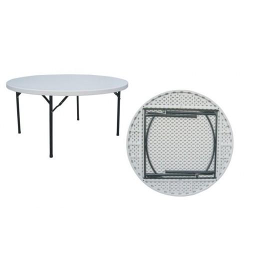 YCZ 115R - 3.8 FEET ROUND TABLE