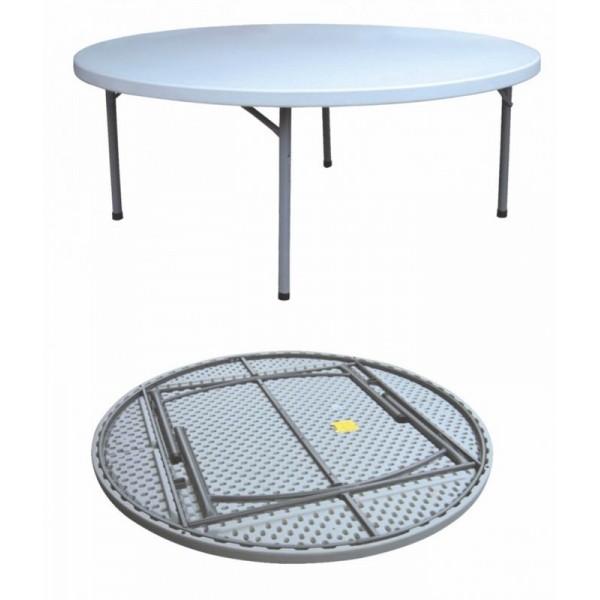 DL Y180 6 FEET ROUND TABLE