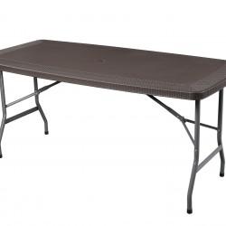 YCZ172 Rattan Folding Table