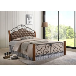 5 Feet Queen Size Bed PS 8870