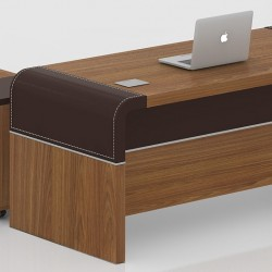 Executive Desk + Mobile Pedestal + Side Extension GP 202