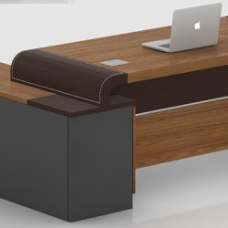 Executive Desk + Mobile Pedestal + Side Extension GP 212-2