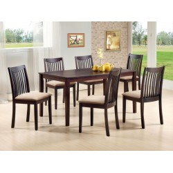 Lewis 6 Seater Dining Table