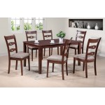 Senegal Dining Table | 6 Seater Dining Set