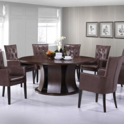 8 Seater Round Dining Table AF2272