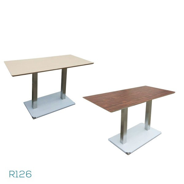 Rectangle Top Restaurant Table R126