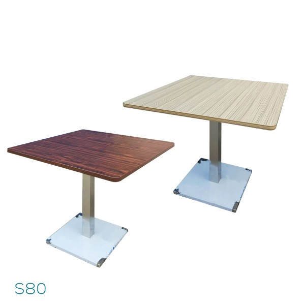 Square Top Restaurant Table S80