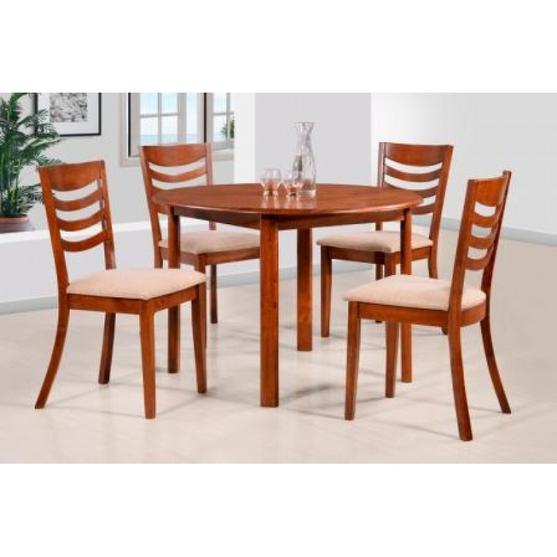 Alexis Seater Dining Table Piece Dining Table Set - 5 seater dining table