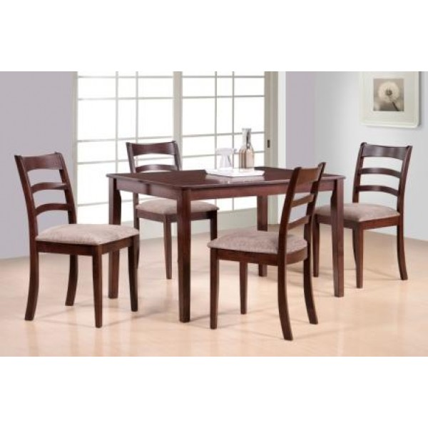 Pelle 4 Seater Dining Table