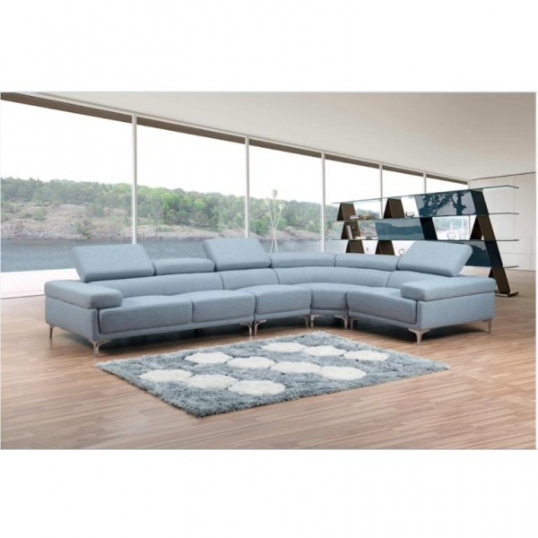 6 seater corner sofa LY8695